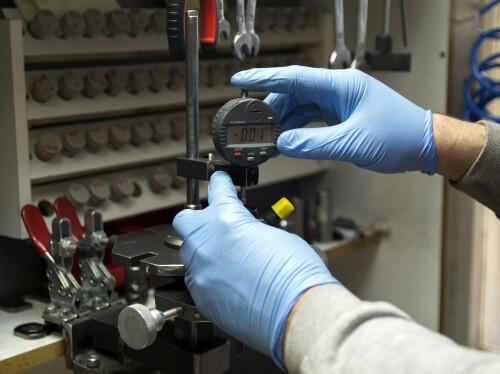 Oprava dieselového vstrekovača